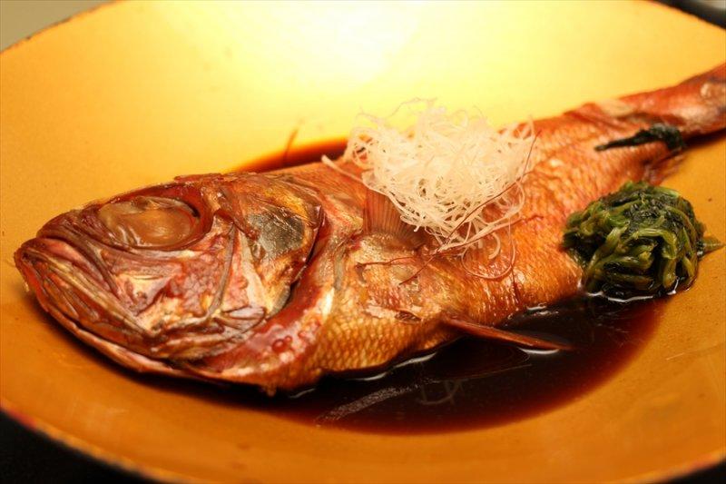 【三等】金目鯛の煮付けセット