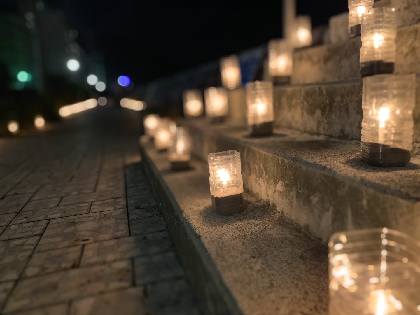 【11/28/2020】Candle Night at Atagawa Onsen