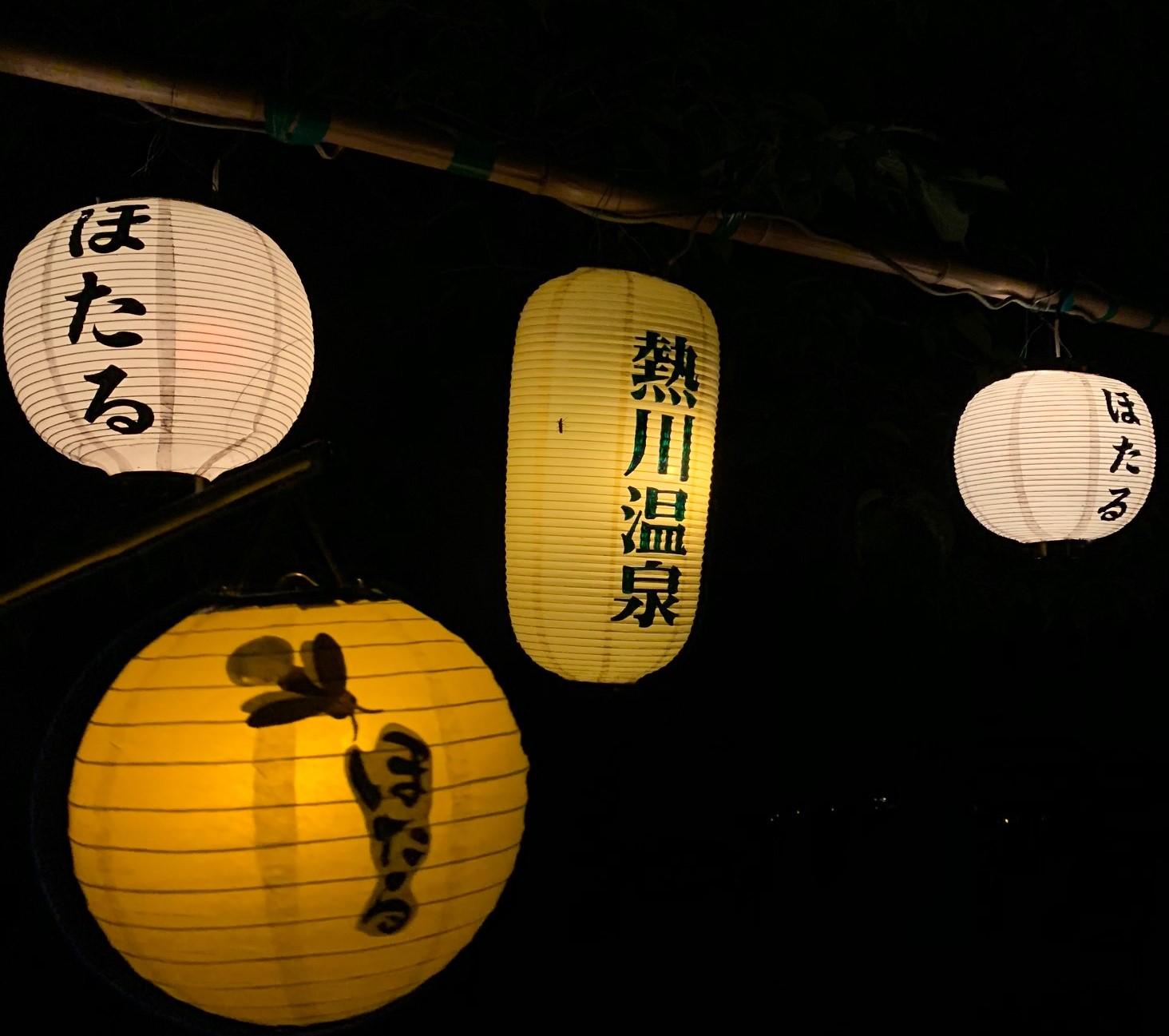 【Late May~Early June】Firefly Watching  in NaramotoKeyakiPark