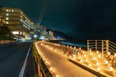 【中止】【11月28日】熱川キャンドルナイト@熱川海岸通り