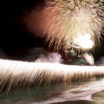 【7/22/2020】 Fireworks #54 in AtagawaOnsen